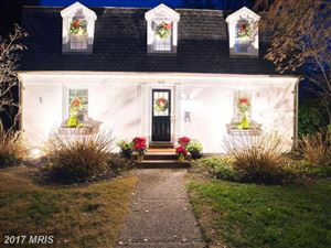 Photo of 612 SUSSEX RD, TOWSON, MD 21286 (MLS # BC10114260)
