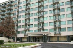 Photo of 5450 WHITLEY PARK TER #401, BETHESDA, MD 20814 (MLS # MC9763260)