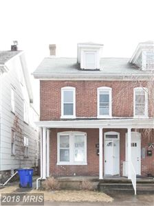 Photo of 432 MCDOWELL AVE, HAGERSTOWN, MD 21740 (MLS # WA10138261)