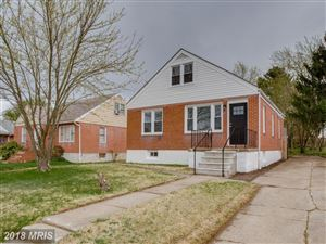 Photo of 2505 PARKTRAIL RD, BALTIMORE, MD 21234 (MLS # BA10221262)