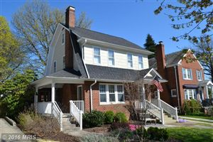 Photo of 202 COLLEGE TER, FREDERICK, MD 21701 (MLS # FR9709263)