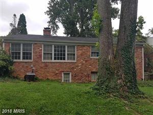 Photo of 9506 PAGE AVE, BETHESDA, MD 20814 (MLS # MC10326263)