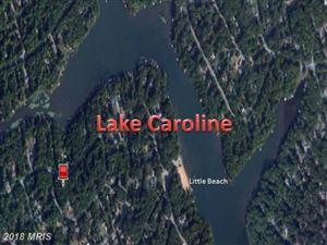 Photo of 405 LAKE CAROLINE DR, RUTHER GLEN, VA 22546 (MLS # CV7769264)