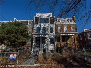 Photo of 111 VARNUM ST NW #1, WASHINGTON, DC 20011 (MLS # DC10123266)