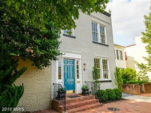 Photo of 3273 P ST NW, WASHINGTON, DC 20007 (MLS # DC10267266)