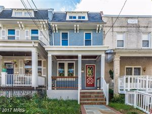 Photo of 458 DELAFIELD PL NW, WASHINGTON, DC 20011 (MLS # DC10030267)