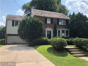 Photo of 4828 CHEVY CHASE BLVD, CHEVY CHASE, MD 20815 (MLS # MC10325267)