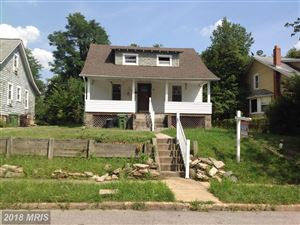 Photo of 5109 MIDWOOD AVE, BALTIMORE, MD 21212 (MLS # BA10324269)