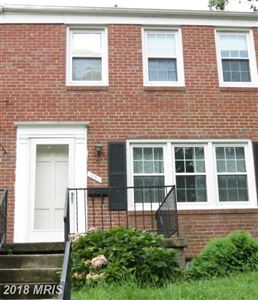 Photo of 1651 MUSSULA RD, BALTIMORE, MD 21286 (MLS # BC10130269)