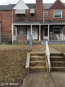 Photo of 3933 BROOKLYN AVE, BALTIMORE, MD 21225 (MLS # BA10159271)