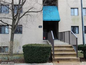 Photo of 613 OAKLAND HILLS CT #F, ARNOLD, MD 21012 (MLS # AA10157272)