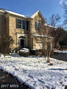 Photo of 8507 TIMBERLAND CIRCLE, ELLICOTT CITY, MD 21043 (MLS # HW10119272)