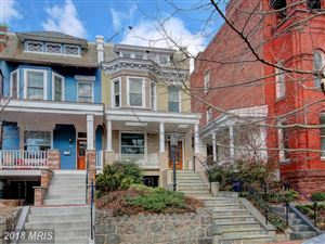 Photo of 3119 N ST NW, WASHINGTON, DC 20007 (MLS # DC10253275)