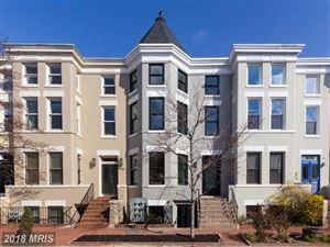 Photo of 1753 WILLARD ST NW #Unit 1, WASHINGTON, DC 20009 (MLS # DC10216277)