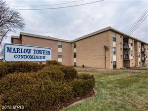 Photo of 3861 SAINT BARNABAS RD #T2, SUITLAND, MD 20746 (MLS # PG10133277)