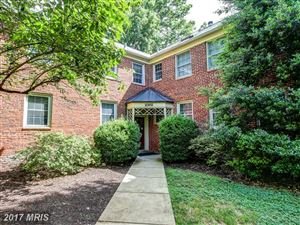 Photo of 2302 COLSTON DR #C-102, SILVER SPRING, MD 20910 (MLS # MC9992279)