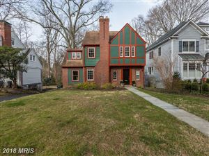 Photo of 7310 DELFIELD ST, CHEVY CHASE, MD 20815 (MLS # MC10201284)
