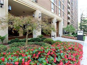 Photo of 4620 PARK AVE #1409E, CHEVY CHASE, MD 20815 (MLS # MC10297286)