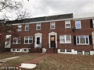 Photo of 4040 LYNDALE AVE, BALTIMORE, MD 21213 (MLS # BA10140287)