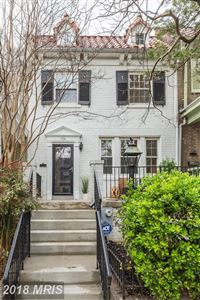 Photo of 1731 HOBART ST NW, WASHINGTON, DC 20009 (MLS # DC10221287)