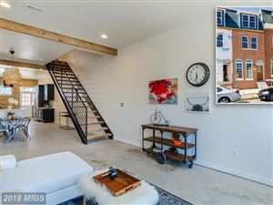Photo of 1604 BARCLAY ST, BALTIMORE, MD 21202 (MLS # BA10160290)