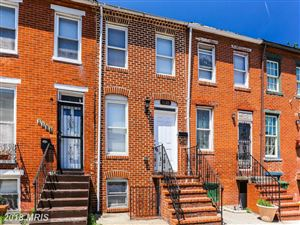 Photo of 1132 LOMBARD ST W, BALTIMORE, MD 21223 (MLS # BA10247291)