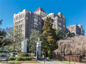 Photo of 4000 CATHEDRAL AVE NW #812B, WASHINGTON, DC 20016 (MLS # DC10214298)