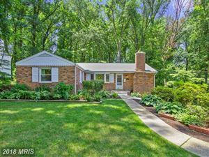 Photo of 3828 BIRCHWOOD RD, FALLS CHURCH, VA 22041 (MLS # FX10241303)
