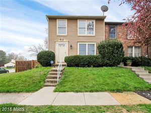 Photo of 1 HOBAN CT, BALTIMORE, MD 21236 (MLS # BC10221304)