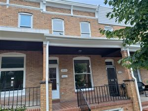 Photo of 3040 CHESTERFIELD AVE, BALTIMORE, MD 21213 (MLS # BA10320306)