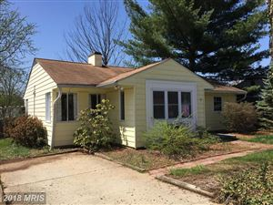 Photo of 2009 GAINSBORO RD, ROCKVILLE, MD 20851 (MLS # MC10213307)