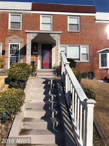 Photo of 5521 WHITWOOD RD, BALTIMORE, MD 21206 (MLS # BA10159308)