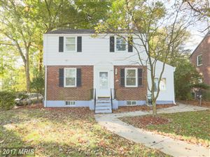 Photo of 413 MILFORD MILL RD, PIKESVILLE, MD 21208 (MLS # BC10056308)