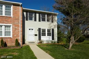 Photo for 18748 BARN SWALLOW TER, GAITHERSBURG, MD 20879 (MLS # MC9915311)