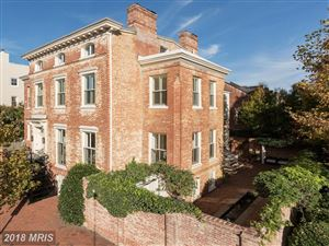 Photo of 1403 30TH ST NW, WASHINGTON, DC 20007 (MLS # DC10201312)