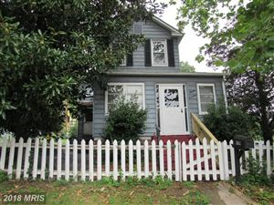 Photo of 1317 FOREST HILL AVE, BALTIMORE, MD 21230 (MLS # BA10316313)