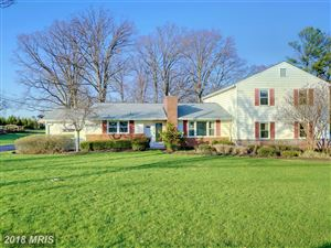 Photo of 10346 SCAGGSVILLE RD, LAUREL, MD 20723 (MLS # HW10200314)