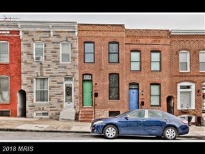 Photo of 1007 EAST AVE S, BALTIMORE, MD 21224 (MLS # BA10129315)