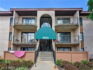 Photo of 6934 HANOVER PKWY #3, GREENBELT, MD 20770 (MLS # PG10303315)