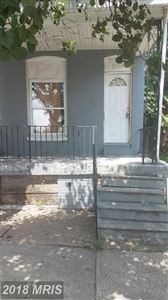 Photo of 1516 CLIFTVIEW AVE, BALTIMORE, MD 21213 (MLS # BA10320316)