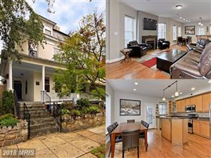 Photo of 3518 10TH ST NW #A, WASHINGTON, DC 20010 (MLS # DC10081316)