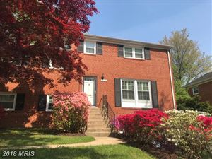 Photo of 8805 ALTIMONT LN, CHEVY CHASE, MD 20815 (MLS # MC10243316)