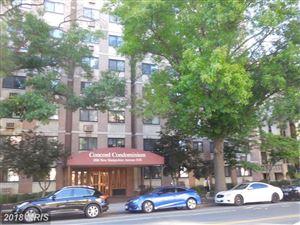 Photo of 1816 NEW HAMPSHIRE AVE NW #705, WASHINGTON, DC 20009 (MLS # DC10271317)