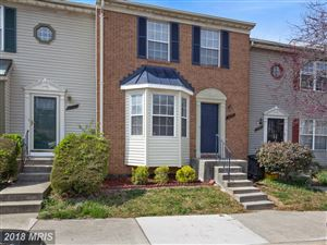 Photo of 1650 WILLOWWOOD CT, LANDOVER, MD 20785 (MLS # PG10212320)