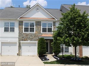Photo of 8822 WARM GRANITE DR #54, COLUMBIA, MD 21045 (MLS # HW10016323)
