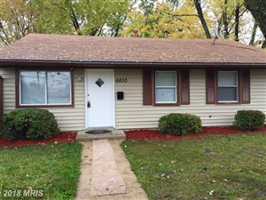 Photo of 6800 HAVEN AVE, OXON HILL, MD 20745 (MLS # PG10098323)