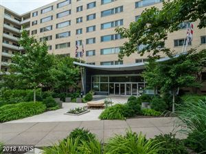 Photo of 4600 CONNECTICUT AVE NW #817, WASHINGTON, DC 20008 (MLS # DC10275324)