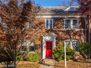 Photo of 4017 DAVIS PL NW, WASHINGTON, DC 20007 (MLS # DC10193325)