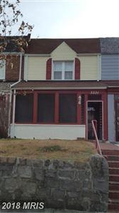 Photo of 3331 BLAINE ST NE, WASHINGTON, DC 20019 (MLS # DC10183327)