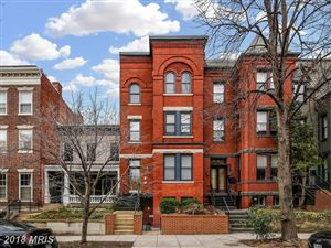 Photo of 1433 R ST NW #4, WASHINGTON, DC 20009 (MLS # DC10187328)